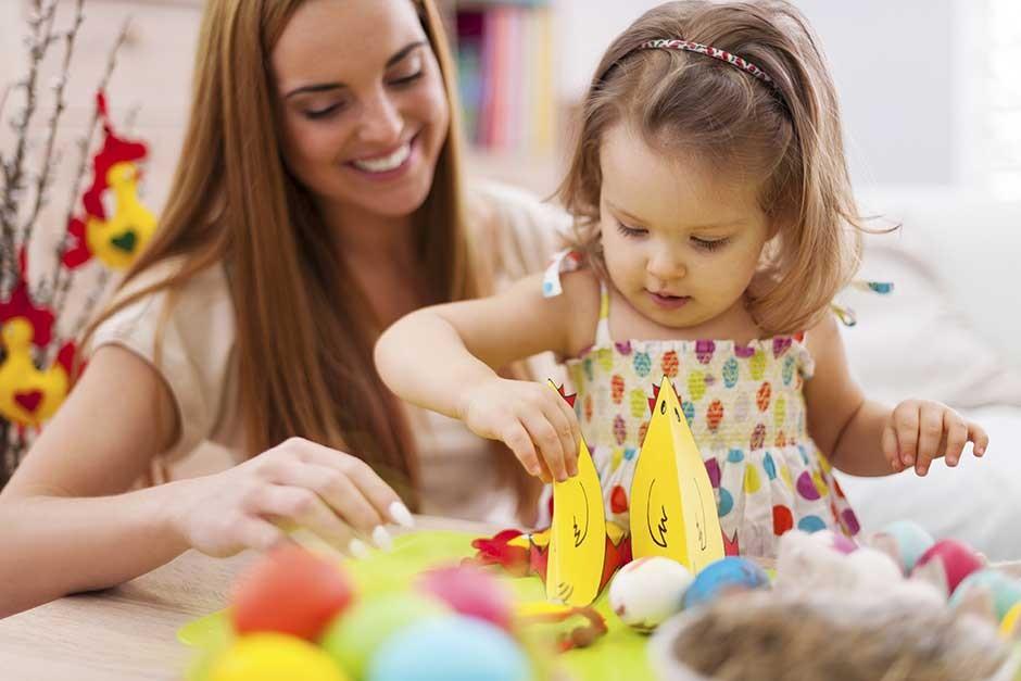 Няня для ребенка 5 лет