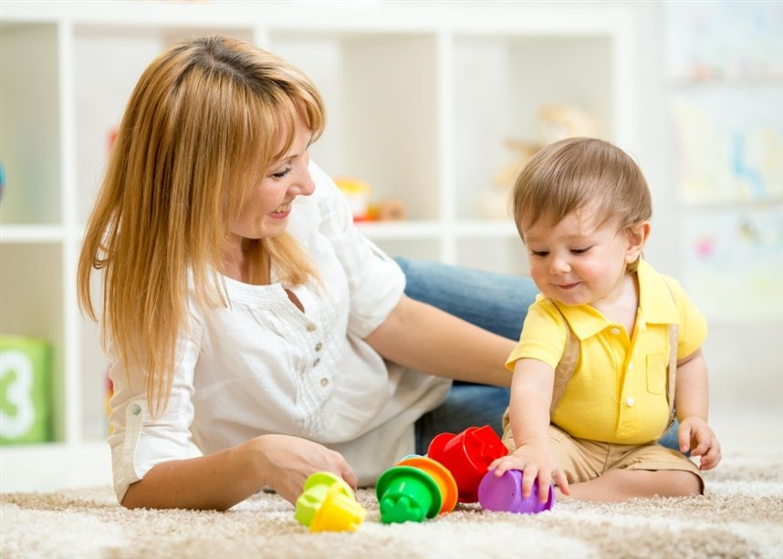 Няня для ребенка 1.5 года