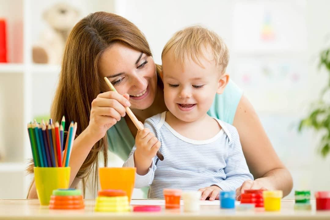 Няня для ребенка 3 года